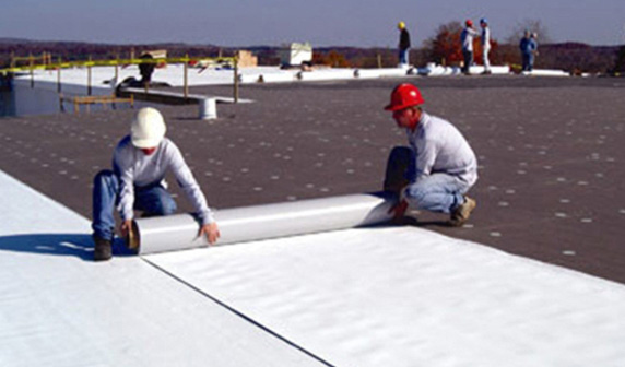 Certified and experienced roofing done on commercial projects