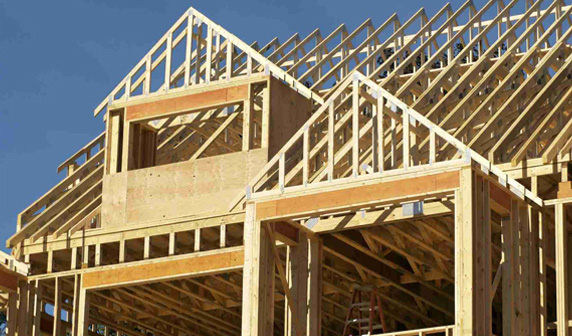 We frame out a perfect house, let us help with your project as well