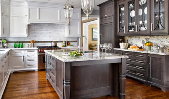 When you are thinking about remodeling a kitchen, give us a call
